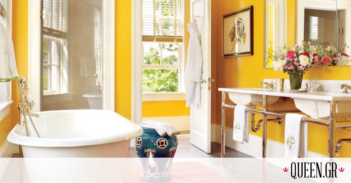 Έξυπνα και οικονομικά tips για το μπάνιο σου