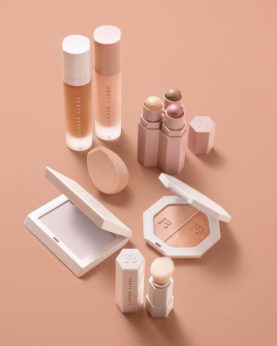 607022 essentials for the perfect fentyface