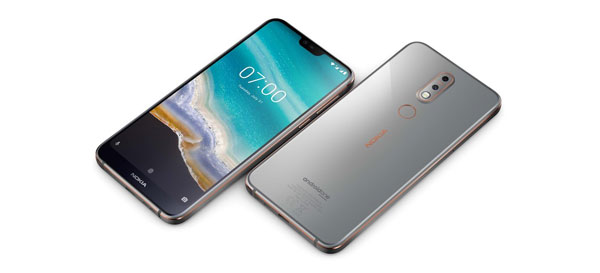 Nokia 7.1: Επίσημα με οθόνη 5.84'' FHD+ PureDisplay, Snapdragon 636, dual κάμερα και Android 9.0 Pie [Update]