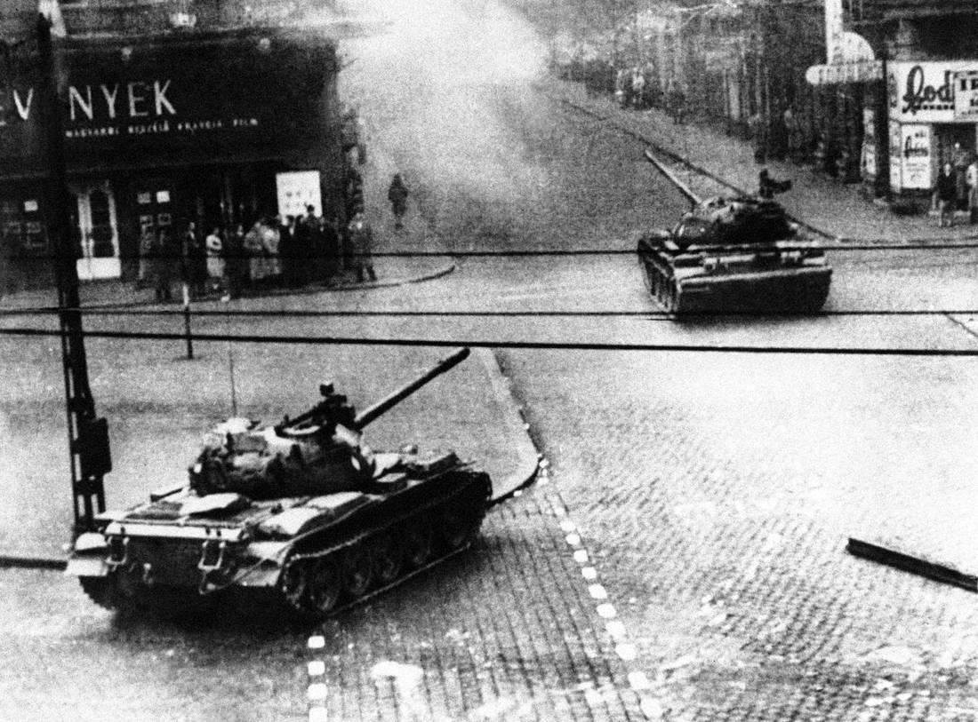 Η ματωμένη «ναυμαχία» μεταξύ Ούγγρων και Σοβιετικών στο πόλο 1