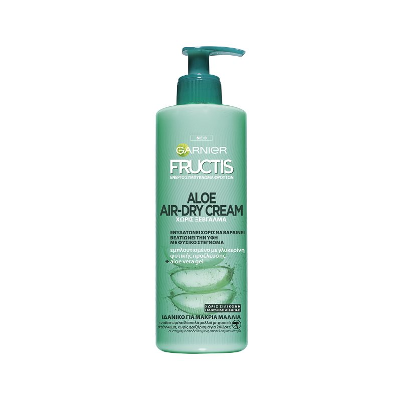 FRUCTIS ALOE AIR DRY CREAM
