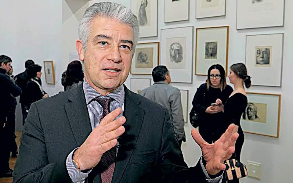 Ερνστ Ράιχελ, ο νέος πρέσβης της Γερμανίας στην Αθήνα