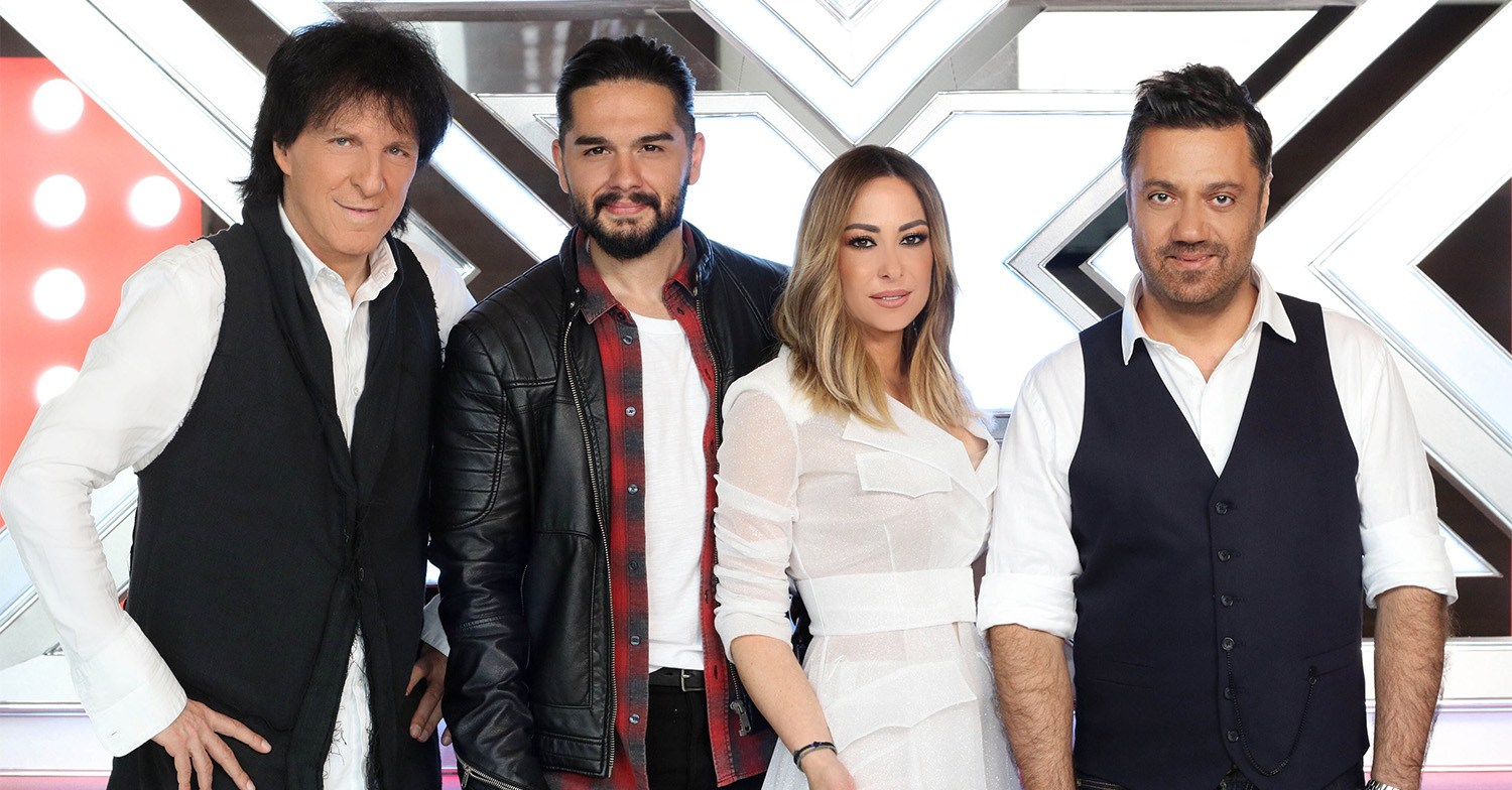 X Factor Greece 2019