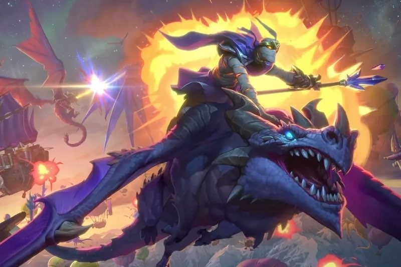 Hearthstone: Descent of Dragons, ανακοινώθηκε το νέο expansion