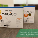 Hands-On με το devolo Magic 2 LAN triple