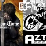 Aztec και Kingdom Come: Deliverance διαθέσιμα δωρεάν στο Epic Games Store