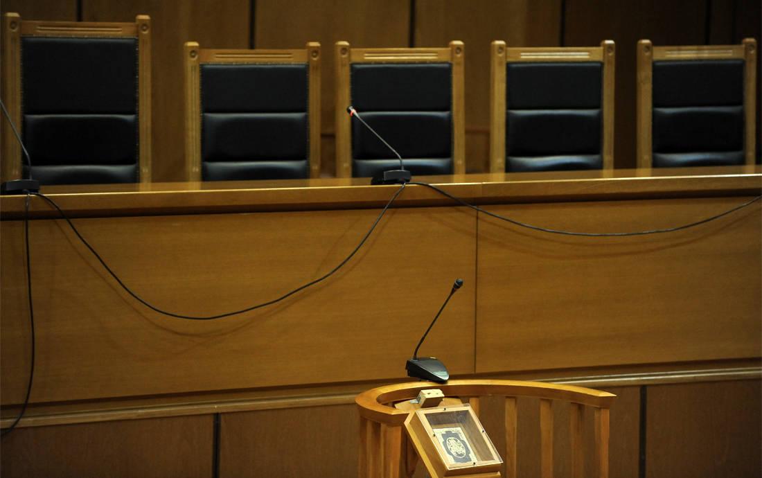Αναβάλλονται, λόγω κορονοϊού, οι εκλογές στην Ένωση Δικαστών και Εισαγγελέων