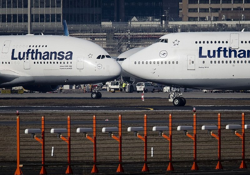 Συμφωνία για τη διάσωση της Lufthansa – Τι ποσό θα πάρει από τη γερμανική κυβέρνηση