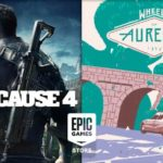 Just Cause 4 και Wheels of Aurelia διαθέσιμα δωρεάν στο Epic Games Store