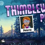 Delores: A Thimbleweed Park Mini-Adventure, διαθέσιμο εντελώς δωρεάν σε Steam και Epic Games Store