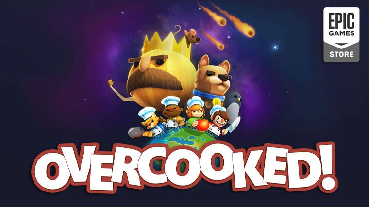 Overcooked: Ξανά δωρεάν στο Epic Games Store