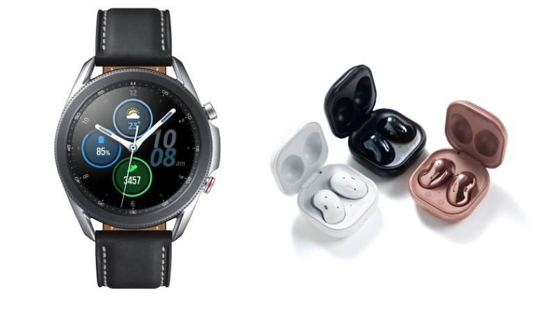 Samsung Galaxy Buds Live και Galaxy Watch3, επίσημα με σημαντικές αναβαθμίσεις