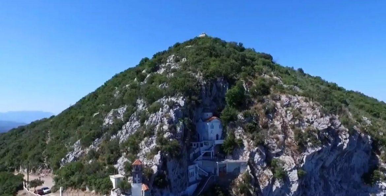 Ποιο είναι το εντυπωσιακό «μπαλκόνι του Θεού» στην Ηλεία – News.gr