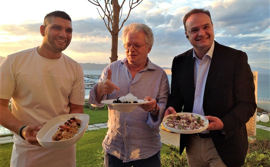Στην Αρναία η παρουσίαση τουKOUZINA2022 – News.gr 3