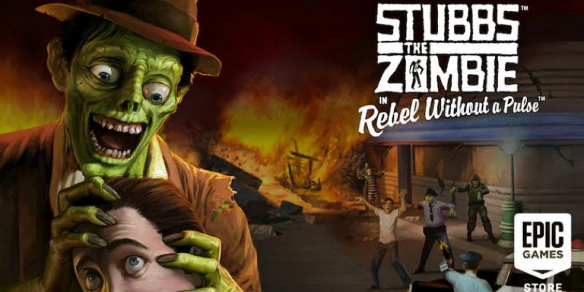 Stubbs the Zombie in Rebel Without a Pulse, διαθέσιμο δωρεάν στο Epic Games Store